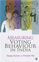 Measuring Voting Behaviour in India