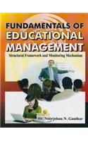 Fundamentals of Educational Management: Structural Framework and Monitoring Mechanism