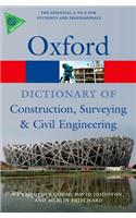 Dictionary of Construction, Surveying, and Civil Engineering