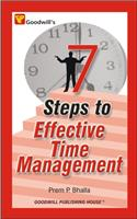 7 Steps To Effective Time Management