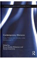Contemporary Morocco: State, Politics and Society Under Mohammed VI