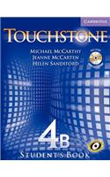 Touchstone 4B Student's Book [With CDROM]