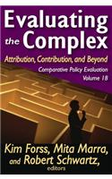 Evaluating the Complex: Attribution, Contribution, and Beyond