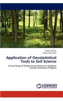 Application of Geostatistical Tools to Soil Science