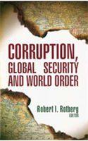 Corruption, Global Security and World Order