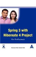 Spring 3 with Hibernate 4 Project for Professionals