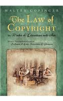 Law of Copyright, in Works of Literature and Art