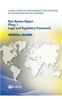 Global Forum on Transparency and Exchange of Information for Tax Purposes Peer Reviews: Marshall Islands 2012: Phase 1: Legal and Regulatory Framework