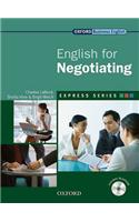 English for Negotiating [With CDROM]