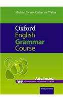 Oxford English Grammar Course: Advanced: with Answers CD-ROM
