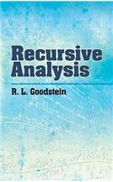 Recursive Analysis
