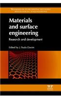 Materials and Surface Engineering