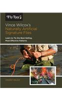 Vince Wilcox's Naturally Artificial Signature Flies