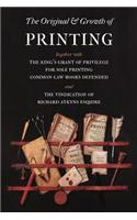 Original and Growth of Printing