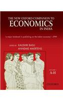 The New Oxford Companion to Economics in India