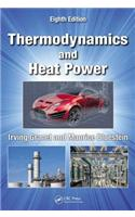 Thermodynamics and Heat Power, Eighth Edition