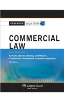 Commercial Law: Lopucki Warren Keating & Mann 5e
