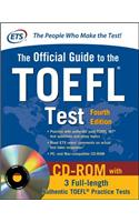 Official Guide to the TOEFL Test [With CDROM]