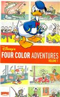 Disney&#39;s Four-Color Adventures 1