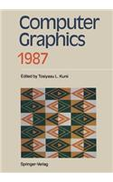 Computer Graphics 1987: Proceedings of CG International 87