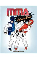 Mma Coloring Book; Mixed Martial Arts Coloring Book