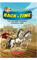 Geronimo Stilton : The Journey Through Time #2: Back In Time