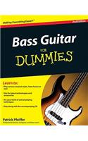Bass Guitar Basics For Dummies
