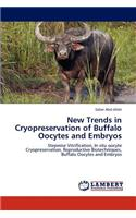 New Trends in Cryopreservation of Buffalo Oocytes and Embryos