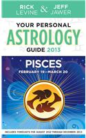 Your Personal Astrology Guide 2013 Pisces
