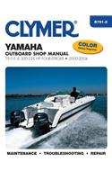 Yamaha Outboard Shop Manual 75-115 & 200-225 HP Four-Stroke 2000-2004