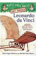 Leonardo Da Vinci Monday with a Mad Genius: A Nonfiction Companion to Magic Tree House Merlin Mission #10: Monday with a Mad Genius