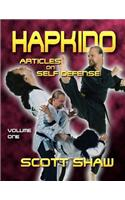 Hapkido Articles on Self-Defense