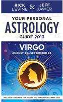 Your Personal Astrology Guide Virgo 2013