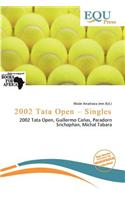2002 Tata Open - Singles