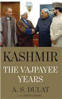 Kashmir : the Vajpayee Years