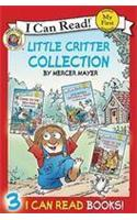 Little Critter Collection: Going to the Firehouse/Going to the Sea Park/Snowball Soup