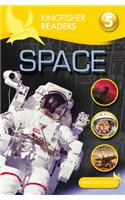 Kingfisher Readers: Space (Level 5: Reading Fluently)