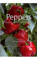 Peppers: Botany, Production and Uses