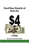 Feed Your Family of Four for $4 a Day