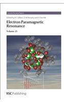 Electron Paramagnetic Resonance, Volume 23