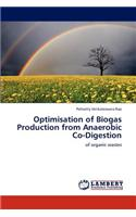 Optimisation of Biogas Production from Anaerobic Co-Digestion