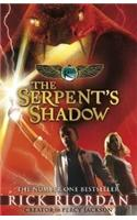 The Serpent's Shadow. by Rick Riordan
