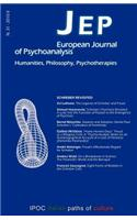 JEP European Journal of Psychoanalysis 31