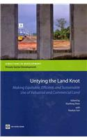 Untying the Land Knot: Making Equitable, Efficient, and Sustainable Use of Industrial and Commercial Land