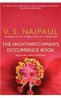 Nightwatchman's Occurrence Book