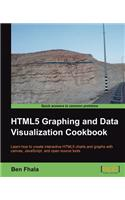 Html5 Graphics & Data Visualization Cookbook