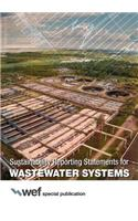 Sustainability Reporting Statements for Wastewater Systems