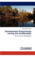 Development Programmes Among the Kondareddis