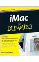 iMac For Dummies