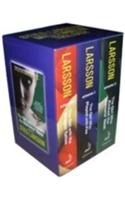 Stieg Larsson (Box Set)